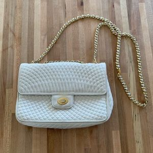 (Bally) Authentic Vintage Quilted Bag